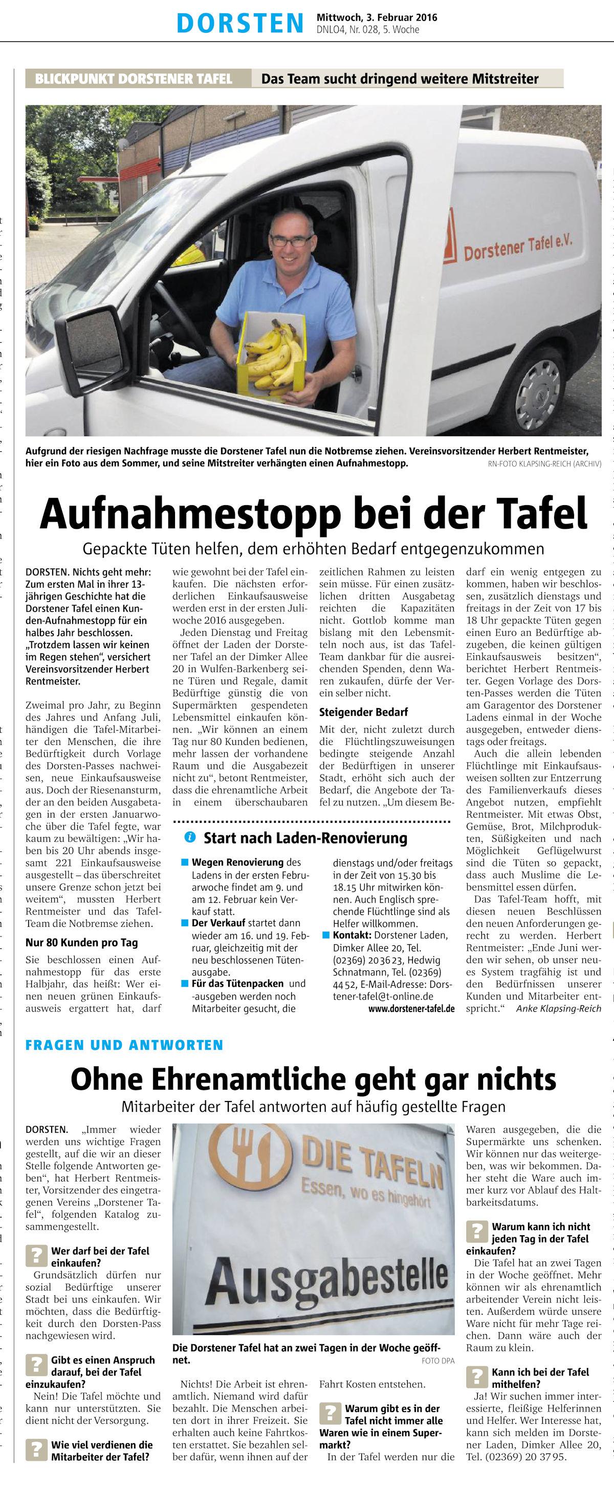 2016-02-03-Aufnahmestopp-Medienhaus Lensing_E-Paper-Ausgabe_RN DN-Dorsten_Mittwoch, 3 Februar 2016 (1)-1200